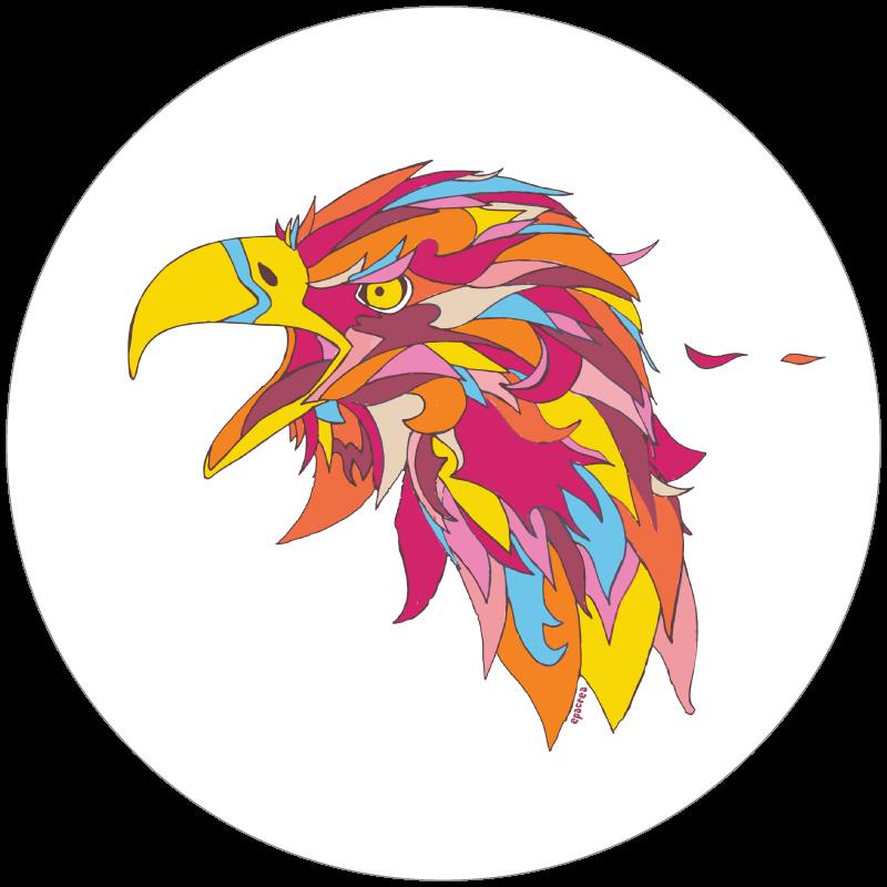 rond aigle