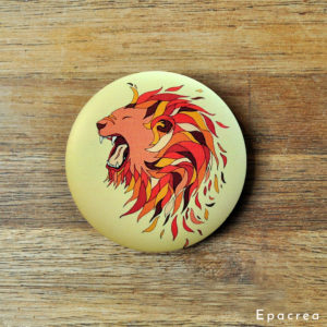aimant lion