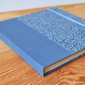 carnet Jardin bleu epacrea 3