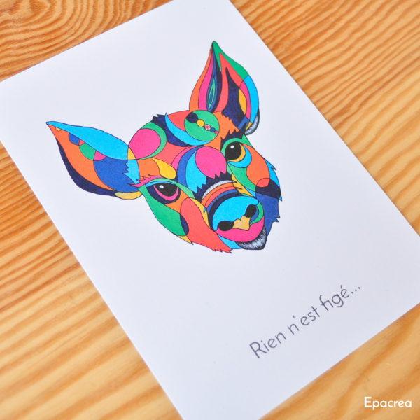 carte cochon